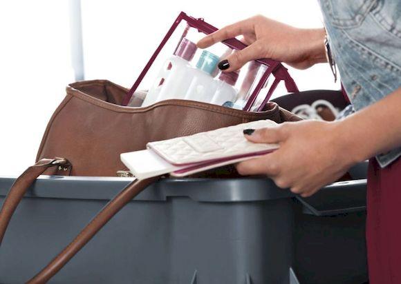 Бесполезные вещи в багаже туриста