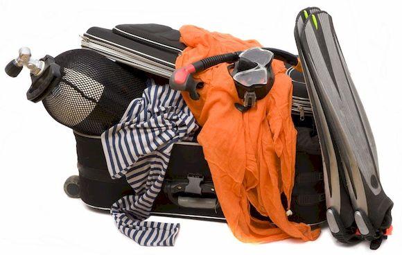 10 бесполезных вещей в багаже туриста