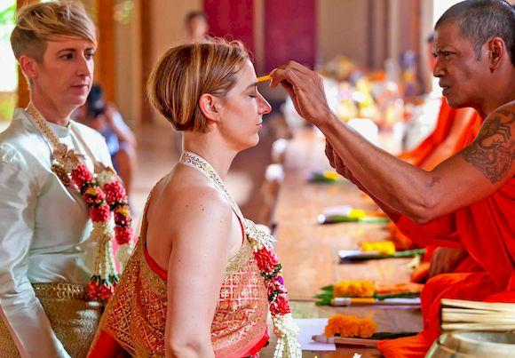 Таиланд, правила поведения в храме
