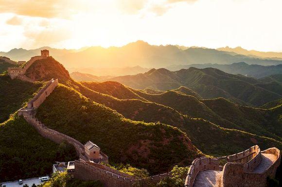 Китайская стена, фото