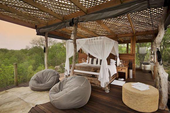 Отель Lion Sands, Южная Африка