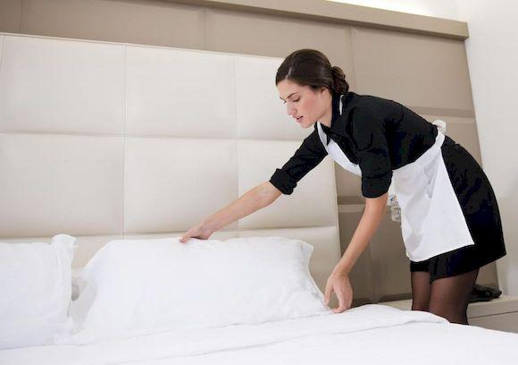 Уборка в отеле, что не трогать руками