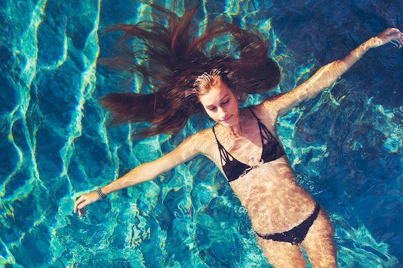 Температура воды в море, комфортная для купания