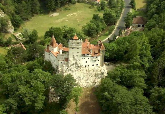 Замок в румынии купить купить недвижимость на кипре пафос