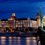 Отели Будапешта с термальными бассейнами