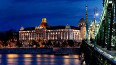 Отели Будапешта с термальными бассейнами, фото
