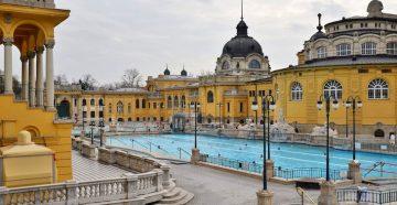 Лечение в Венгрии на термальных источниках