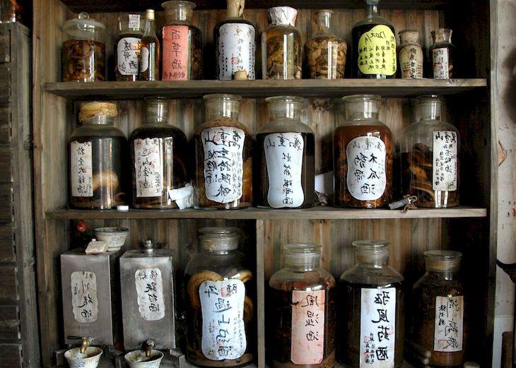 Лекарственные препараты из Китая