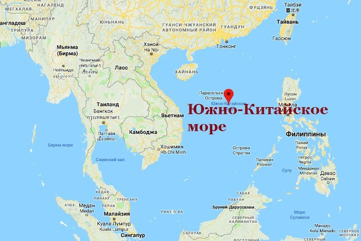 Какой океан во вьетнаме нячанг