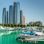 Где находится город Абу-Даби