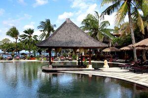Keraton Jimbaran Resort,