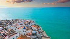 Курорт Испании на море, фото