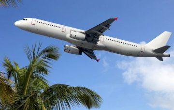 Самолет из Москві на Кубу, время полета