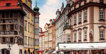 Отели Праги, фото