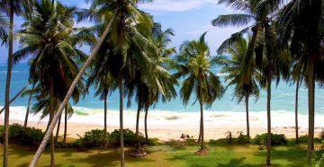 Где лучше отдыхать на Шри Ланке
