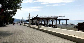 Отдых в Абхазии у самого моря