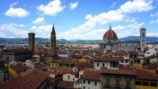 Флоренция, недорогие кафе