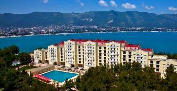 Геленджик, отдых, частный сектор на берегу моря