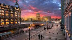 Отели Санкт-Петербурга 3 звезды с завтраком