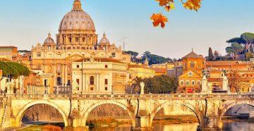 Рим, недорогие кафе и рестораны