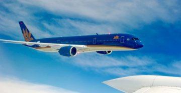Самолет Москва Вьетнам, время в пути