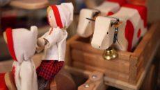 Швейцарские сувенирные статуэтки