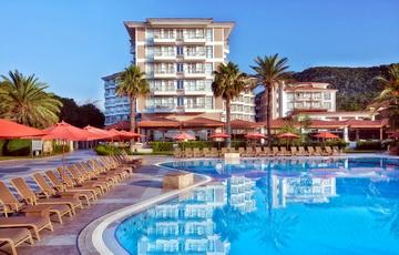Гостиница Акка Алинда в Турции