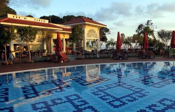 Отель Ali Bey Resort 5*