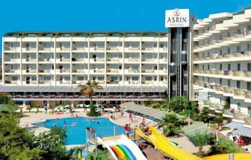 Отель Asrin Beach Hotel 4*