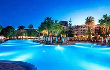 Гостиница Barut Hotels Hemera Resort & SPA 5*