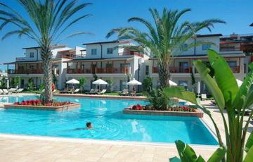 Гостиница Барут Хотелс Лара в Турции
