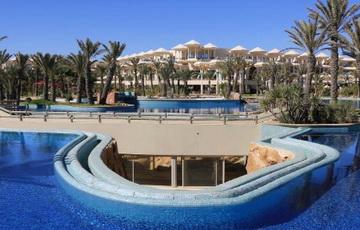 Отель Hasdrubal Prestige Thalassa & Spa Djerba 5*