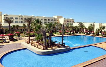 Отель Hasdrubal Thalassa & Spa Djerba 5*