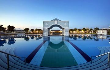 Гостиница Хилтон Даламан в Турции