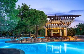 Гостиница Айси Хотелс Грин Палас в Турции