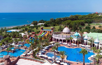 Отель Silence Beach Resort 5*