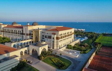 Гостиница Кемпински в Турции