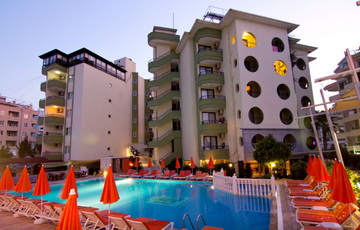 Отель Krizantem Hotel 4*