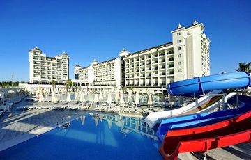 Отель Lake & River Side Hotel & SPA 5*