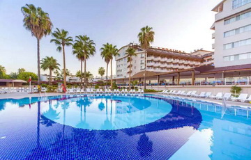 Отель Lonicera World Hotel 4*