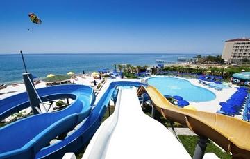 Гостиница Мирадор в Турции