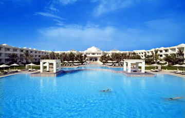 Отель Radisson Blu Palace Resort Thalasso 5*