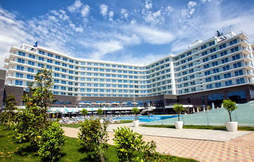 Гостиница Radisson Blu Paradise Resort & Spa 5*