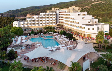 Гостиница Richmond Ephesus Resort