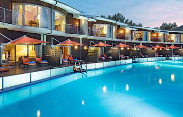 Гостиница Риксос Сангейт в Турции