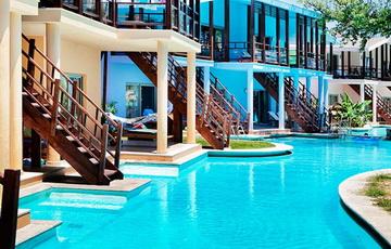 Отель Sueno Hotels Beach Side 5*