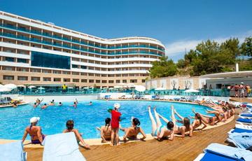 Гостиница Вотер Плэнет Делюкс в Турции