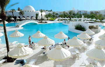 Отель Yadis Djerba Golf Thalasso & Spa 5*