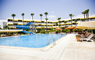 Гостиница Ялихан Аспендос в Турции