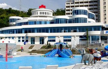 Гостиница Аквалоо